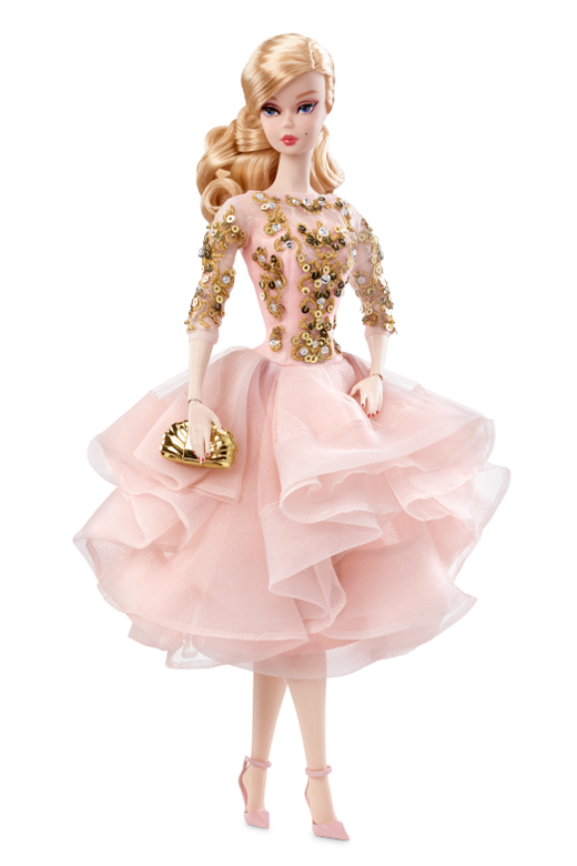 ©2017 Mattel Inc. - BFMC Blush and Gold Arrives