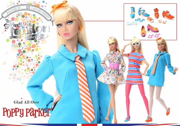 ©2017 Integrity Toys, Inc.-Glad All Over Poppy Parker