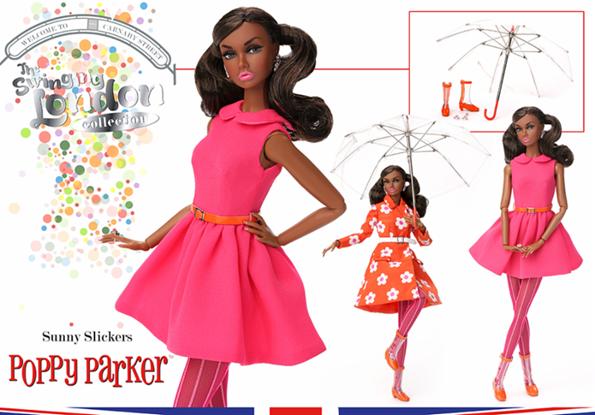 ©2017 Integrity Toys, Inc.-Sunny Slickers Poppy Parker