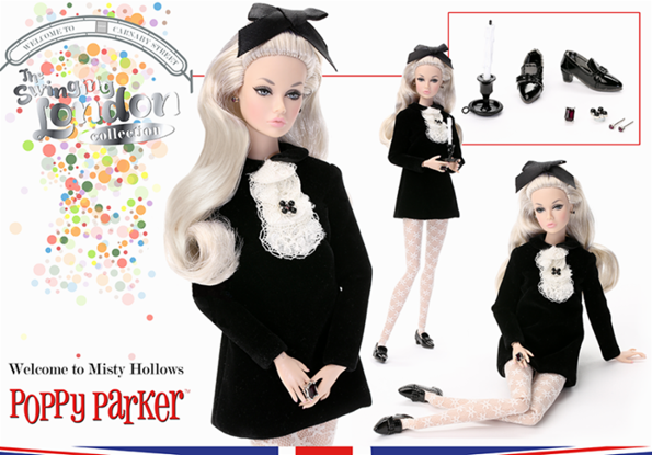 ©2017 Integrity Toys, Inc.-Welcome to Misty Hollows Poppy Parker