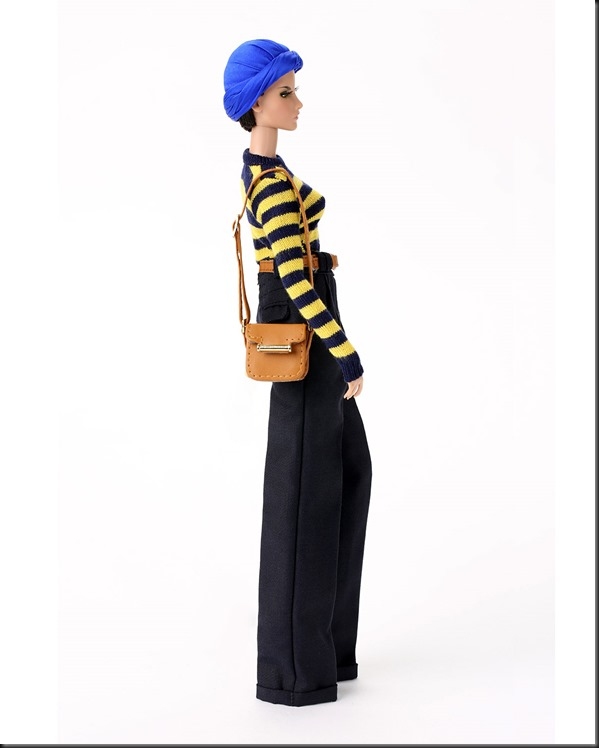 ©2017 Bergdorf Goodman Jason Wu 10th Anniversary Collection Doll with Trousers