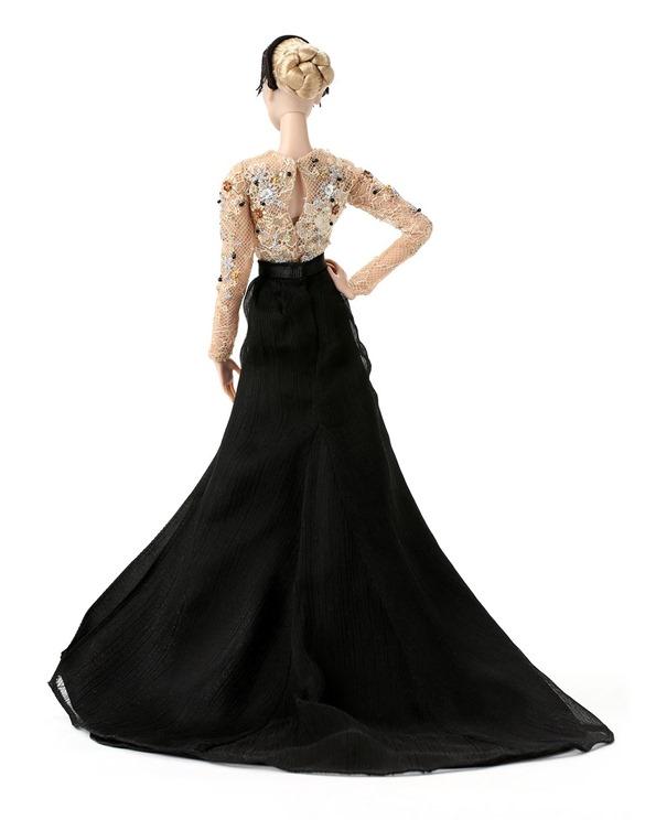 ©2017 Bergdorf Goodman Jason Wu Doll Jason Wu 10th Anniversary Collection Doll with Long Skirt