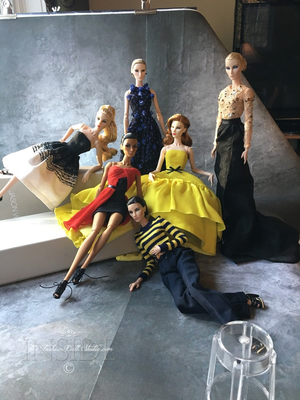 Dutch Fashion Doll World | Inside the Fashion Doll Studio