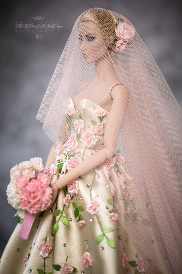 ©2018 Inside The Fashion Doll Studio - The Elyse Chronicles: Here Comes the Bride