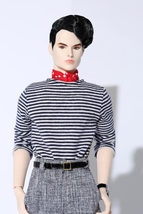 ©2018 Integrity Toys, Inc.-East 59th Collection-Cocktails for Men Laird Drake