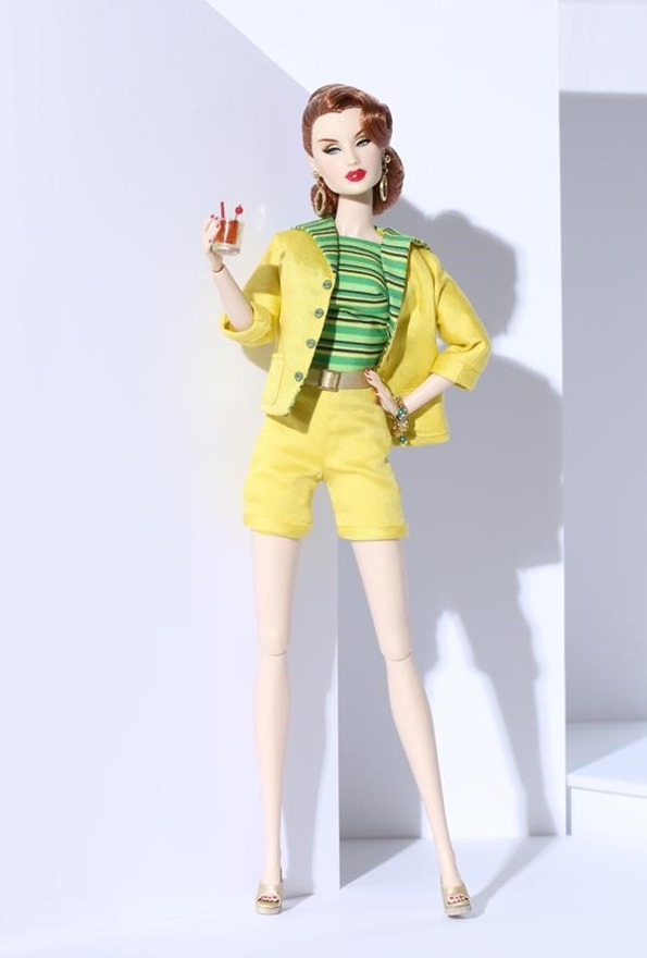 ©2018 Integrity Toys, Inc.-East 59th Collection-Mai Tai Swizzle Constance Madssen