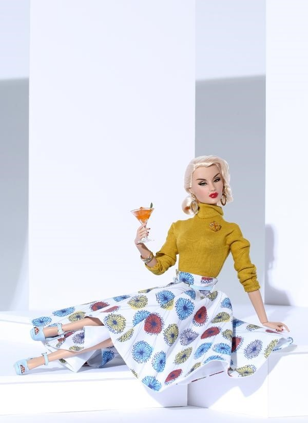 ©2018 Integrity Toys, Inc.-East 59th Collection-Tangier Tangerine Constance Madssen