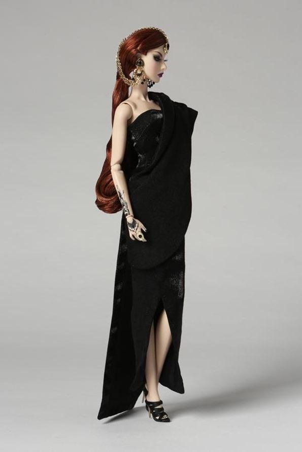 Fashion Royalty Integrity Doll Devotion Agnes Von Weiss Cream Skin Head