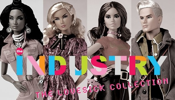 ©2018 Integrity Toys, Inc. -The Industry The Lovesick Collection