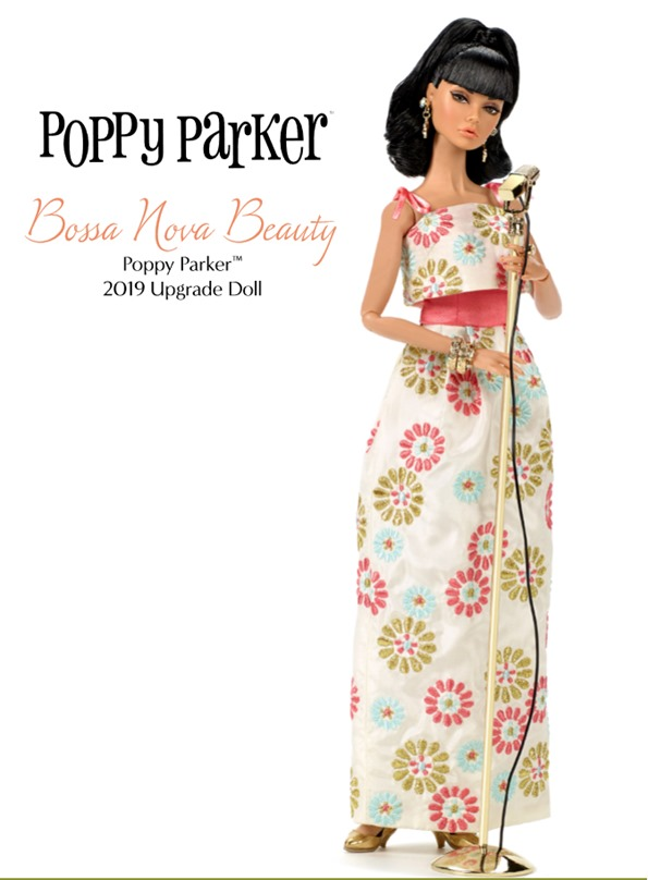 2019 WClub Registration Upgrade Bosa Nova Beauty Poppy Parker