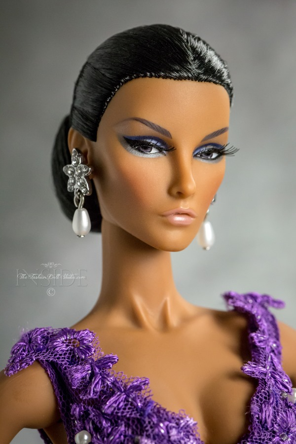 ©2018 Inside The Fashion Doll Studio -The Elyse Chronicles Purple Passion