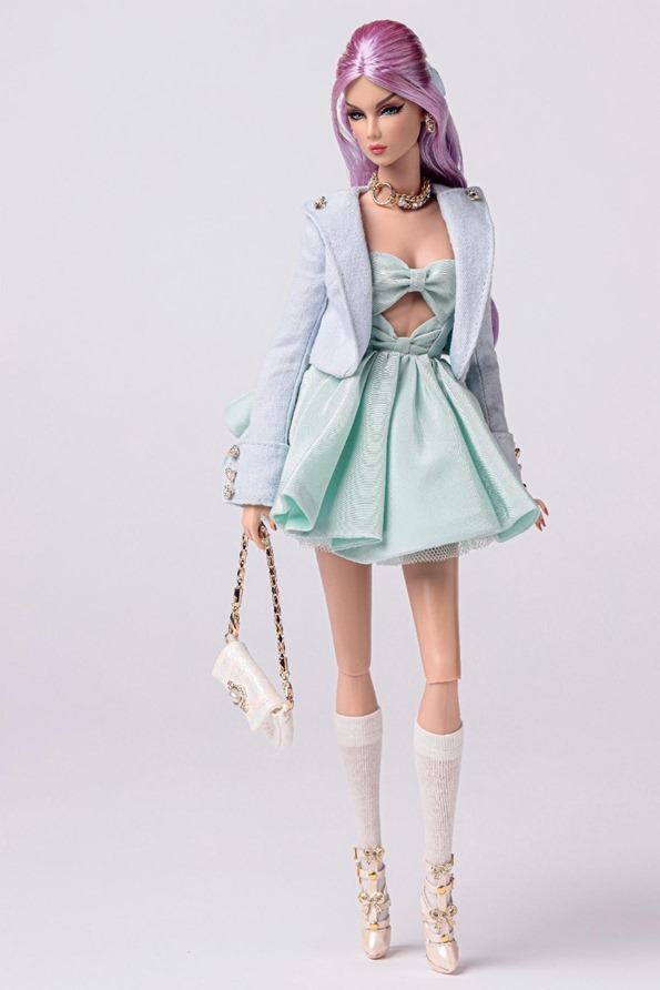 W Club Exclusive doll Mademoiselle Eden Blair NRFB NuFace THIS IS A PRE-SALE