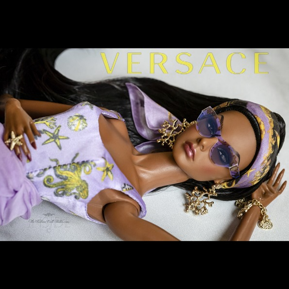 ©2020 Inside The Fashion Doll Studio-Bringing the Versace