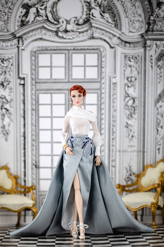 ©2020 Inside the Fashion Doll Studio-In The Palace