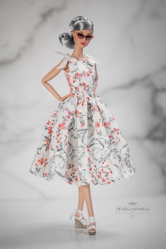 ©2020 Inside The Fashion Doll Studio-Spring Fever Casual