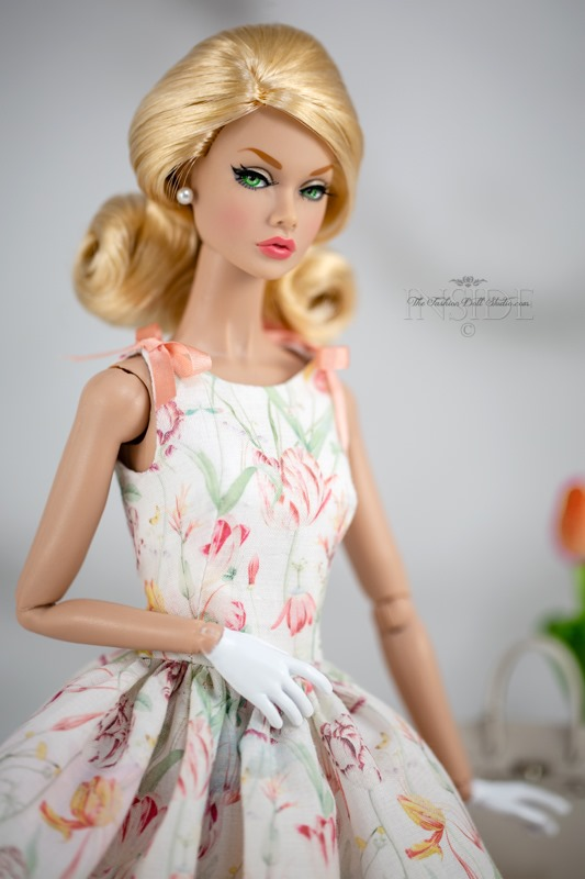 ©2020 Inside the Fashion Doll Studio-Tulip Festival