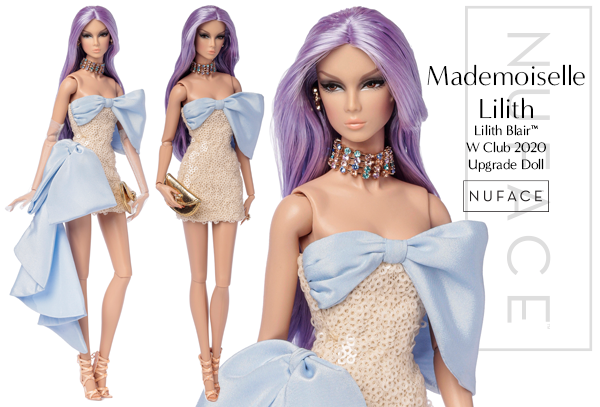 ©2020 Integrity Toys Inc.-Madmoiselle Lilith Blair