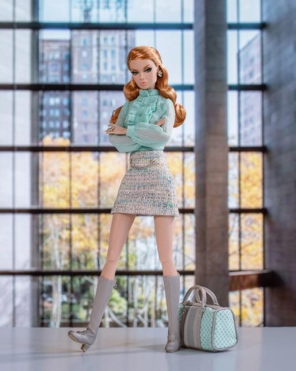 ©2020 Integrity Toys - Hello New York Poppy Parker