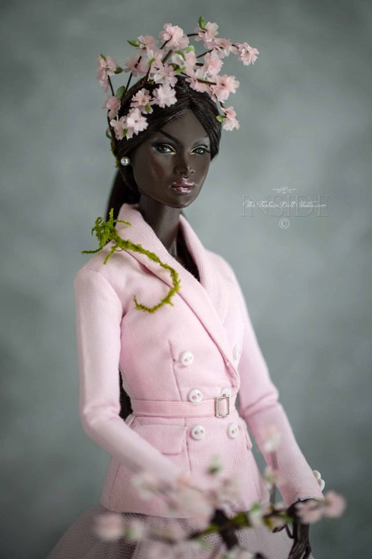 ©2021 Inside The Fashion Doll Studio - We Dream of Spring