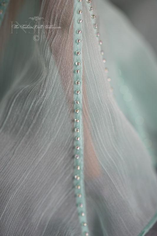 ©2021 Inside The Fashion Doll Studio - Siren Silhouette Korrine
