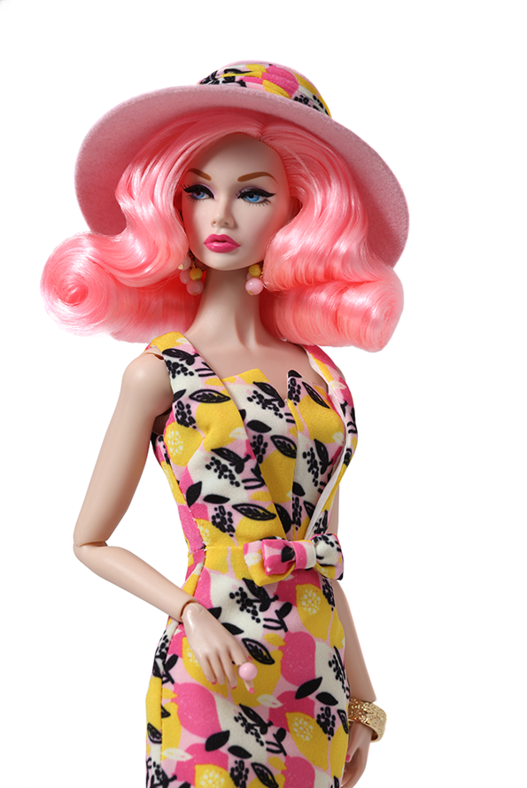 ©2021 Integrity Toys Pink Lemonade Poppy Parker