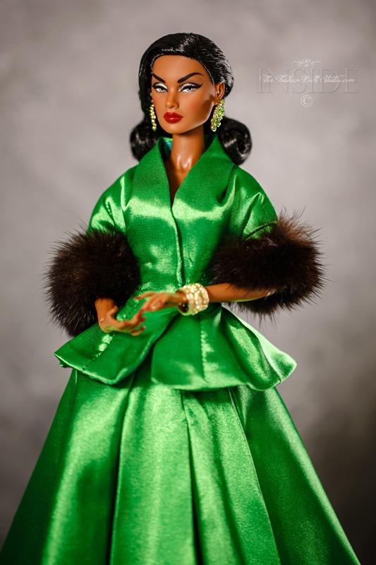 ©2021 Inside The Fashion Doll Studio-Della Dazzles