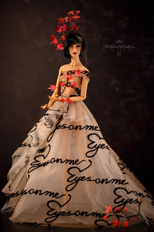 ©2021 Inside The Fashion Doll Studio-Eyes on Me