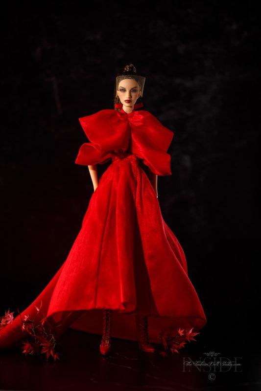 ©2021 Inside The Fashion Doll Studio - Dark and Light