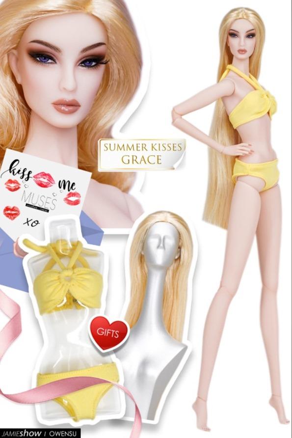 ©2021 JAMIEshow Doll USA Inc